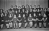 [Concert by Welshpool Ladies Choir at the Pola cinema]