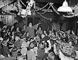 [Christmas party at Whitchurch Gospel Hall]