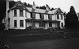 [Bod Euryn, the first old people's home opened at Colwyn Bay]