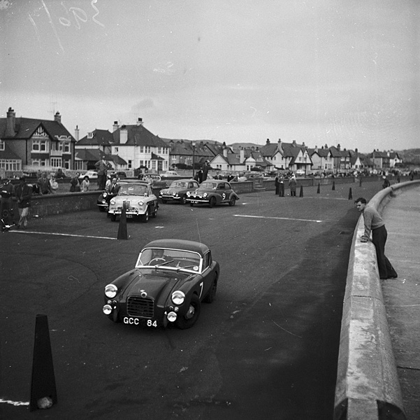 [North Wales Motor Clubs rally at Rhyl]