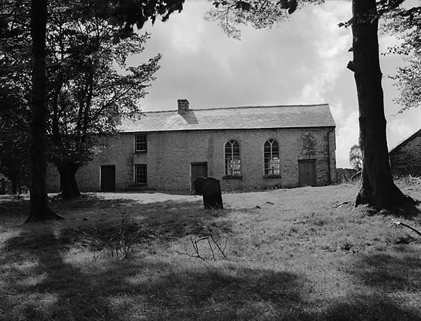 [Soar-y-mynydd, the most remote chapel in Wales]