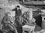 [The Quarrymen of Aberllefenni Quarry]