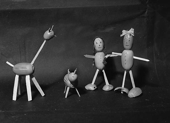 [The acorn toys]
