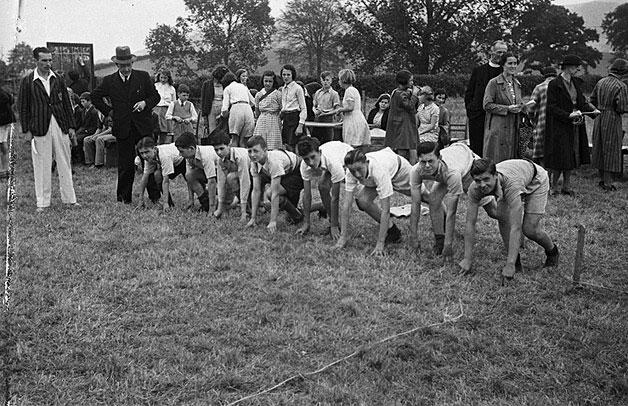 [Welshpool Sunday School sports day held at the senior schooll]