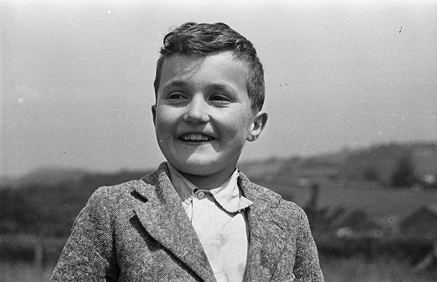 "[""Montgomeryshire Express"" Children's Corner members from Pontrobert]"