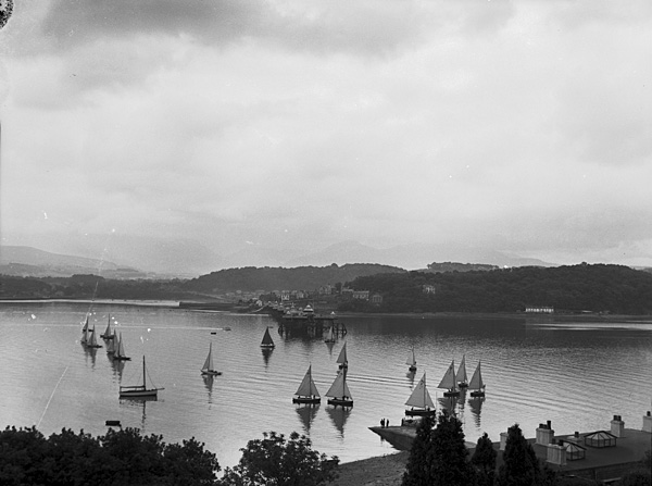 [Menai Straits Sailing Regatta Fortnight]