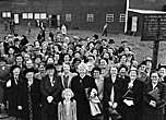 [1950 National Eisteddfod, Caerphilly and views of the area]