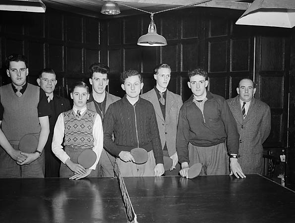 [Kraft Table Tennis team, Whittington]