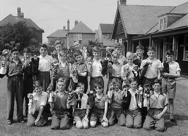 [Monkmoor School, Shrewsbury]