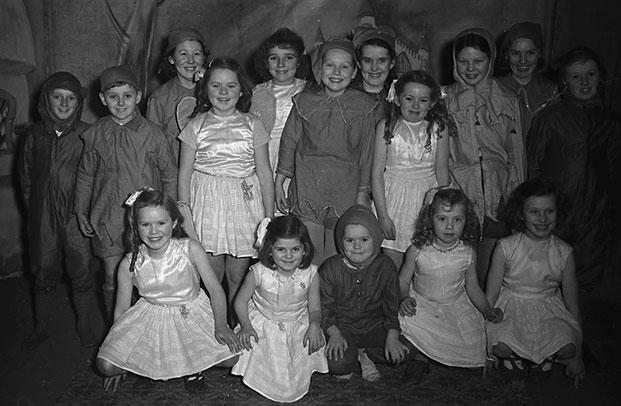 [Whixall Presbyterian Church Pantomime, 1948]