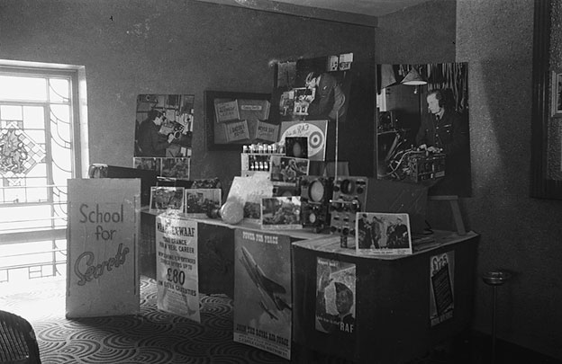 [Newtown Show, the first in the county after the war]