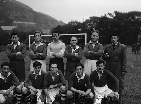 [North Wales Football Teams]