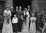 [Wedding of Elizabeth Lloyd to Cyril Dennis Challenor]