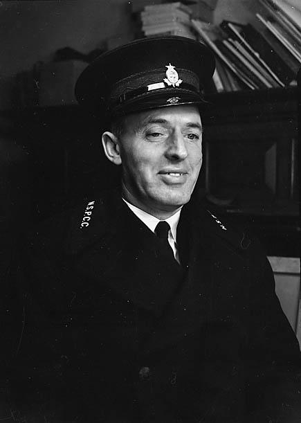 [NSPCC Inspector J W Barker]