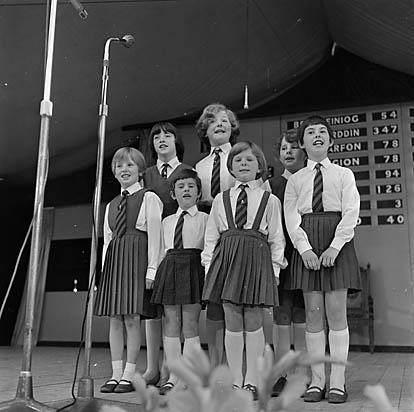 [Eisteddfod Genedlaethol yr Urdd, Caerfyrddin 1967]