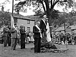 [Powys Provincial Chair Eisteddfod Proclamation]