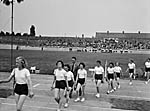[The Urdd's National Sports Day at the Maindy Stadium, Cardiff ]