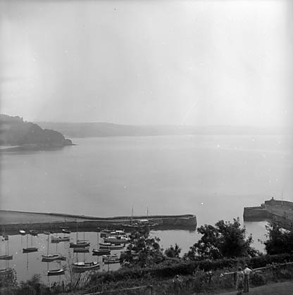 [Views of Saundersfoot]