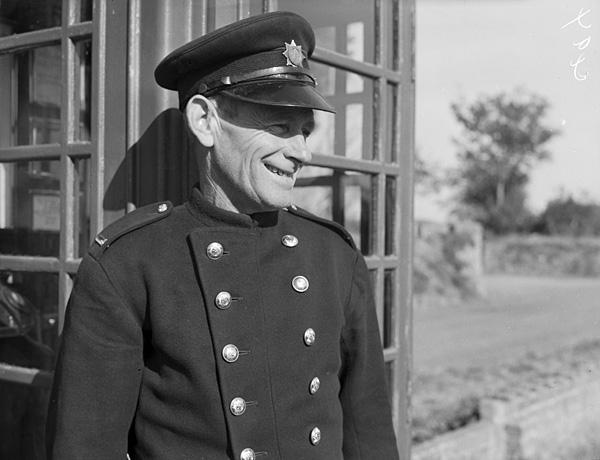 [Robert Thomas, chief of the Fire Brigade at Pwllheli]