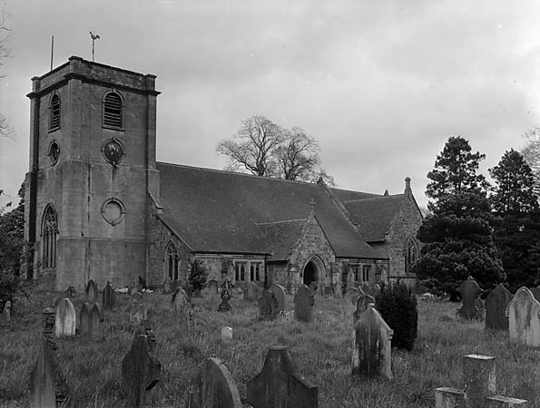 [West Felton Church in urgent need of repair]