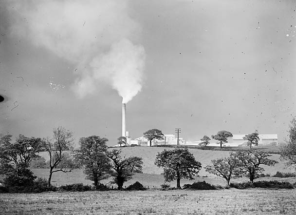 [Padeswood cement works]