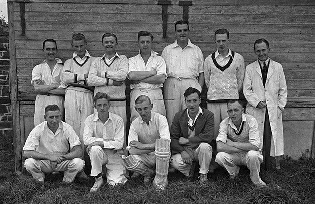 [Newtown cricket team]