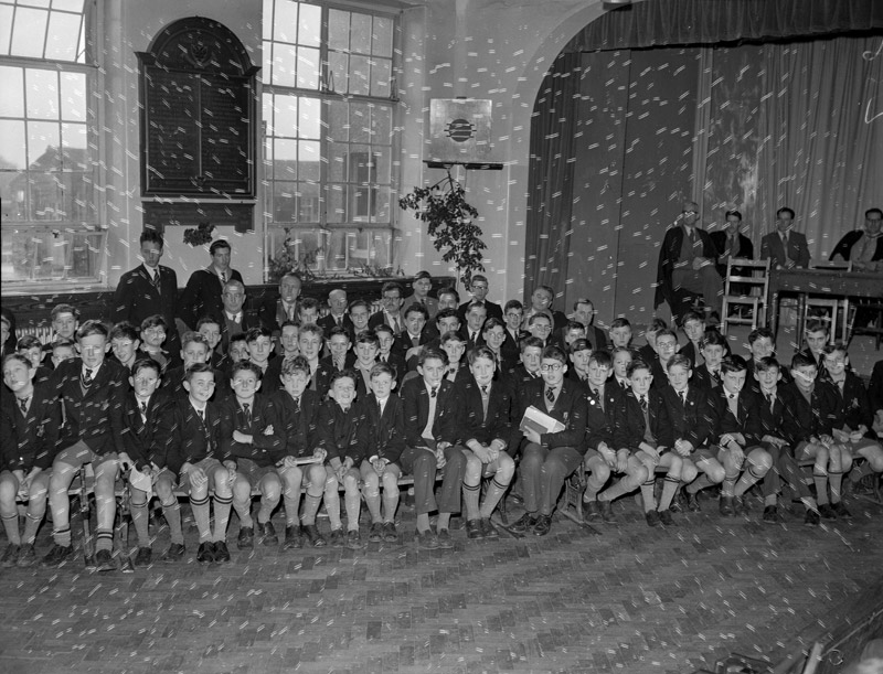 [Friars School Choir, Bangor]