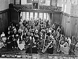 [Orchestra school, Coleg Harlech]