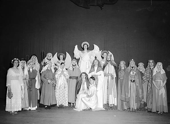 [Pontesbury Church's Nativity Play]