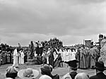 [Announcing the 1952 National Eisteddfod in Aberystwyth]