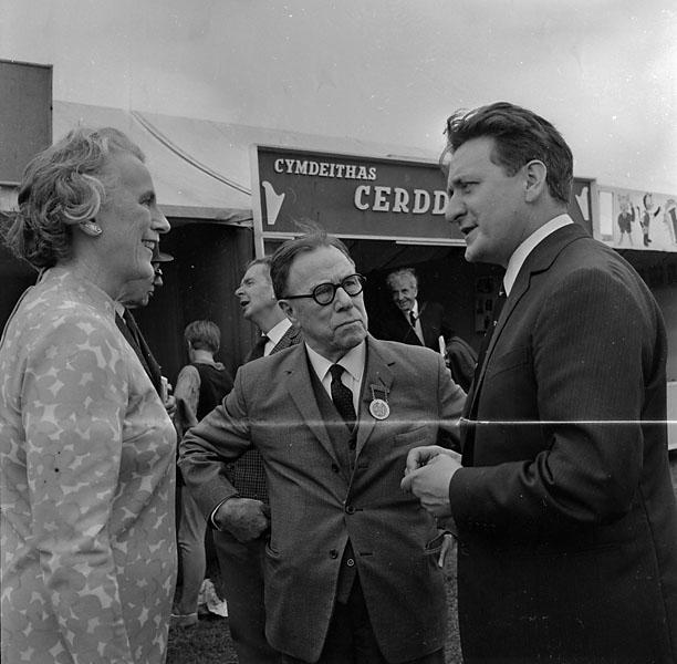 [Eisteddfod Genedlaethol y Fflint 1969]