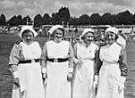 [St John Ambulance Rally at Worcester Racecourse]