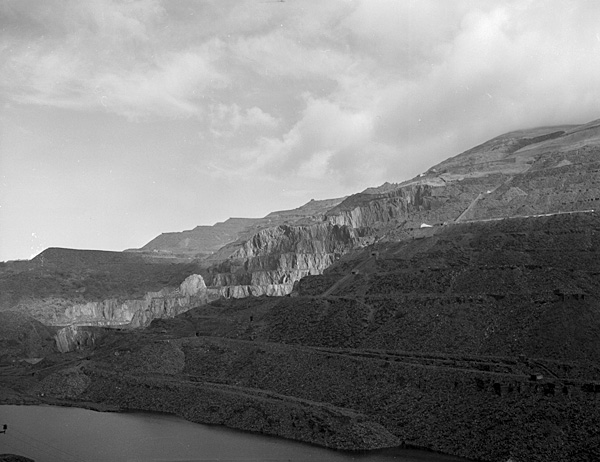 [A quarry in Llanberis, no other details]