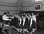 [Bala Girls' School Eisteddfod]