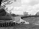 [New Open Air Theatre at Moreton Hall, Weston Rhyn]