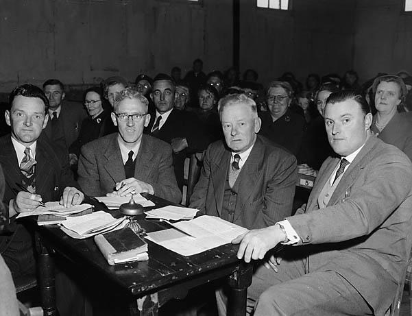 [Glyn Ceiriog Eisteddfod 1955]