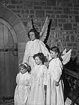 [A Nativity Pageant in Nefyn]