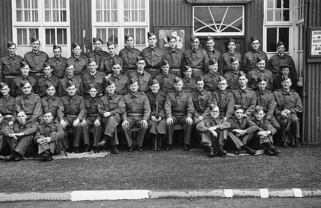 [Llanidloes Home Guard]
