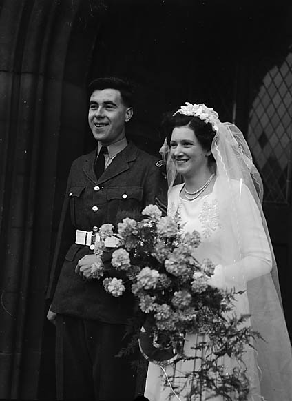 [Griffiths/Gibbons wedding at Shrewsbury Abbey]
