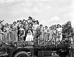 [British Legion carnival in Llanrhaeadr-ym-Mochnant]