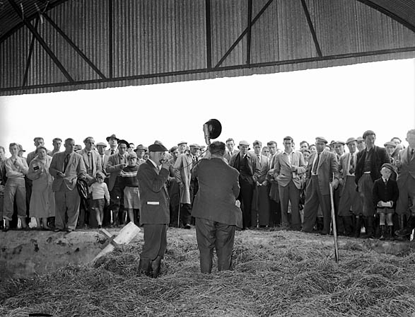 [ICI grassland and silage demonstration in Anglesey]