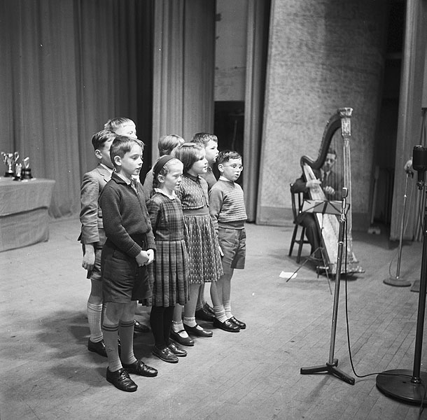 The [Gwyl Gerdd Dant Aberystwyth 1962]