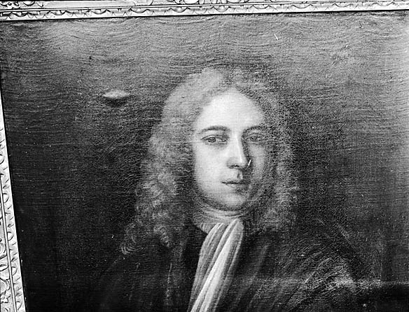 [Old Master from Llanymynech painting]