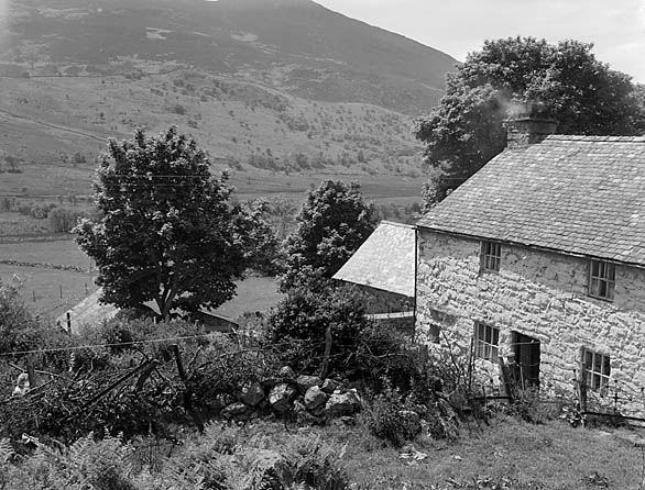 [Background shots of Tryweryn]