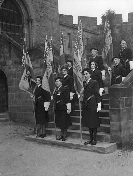 [Standard Bearers Competition at Shrewsbury Castle]
