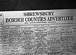 [Three different editions of Border Counties Advertizer]