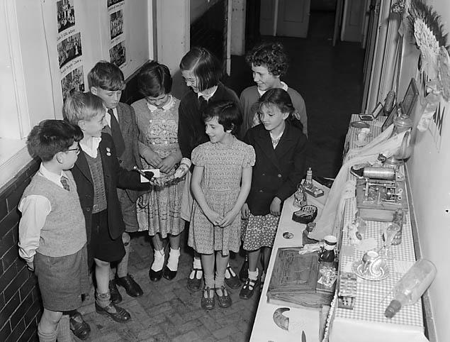 [Gobowen Primary School museum]