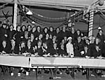 [WRAC party at Park Hall Camp, Oswestry]
