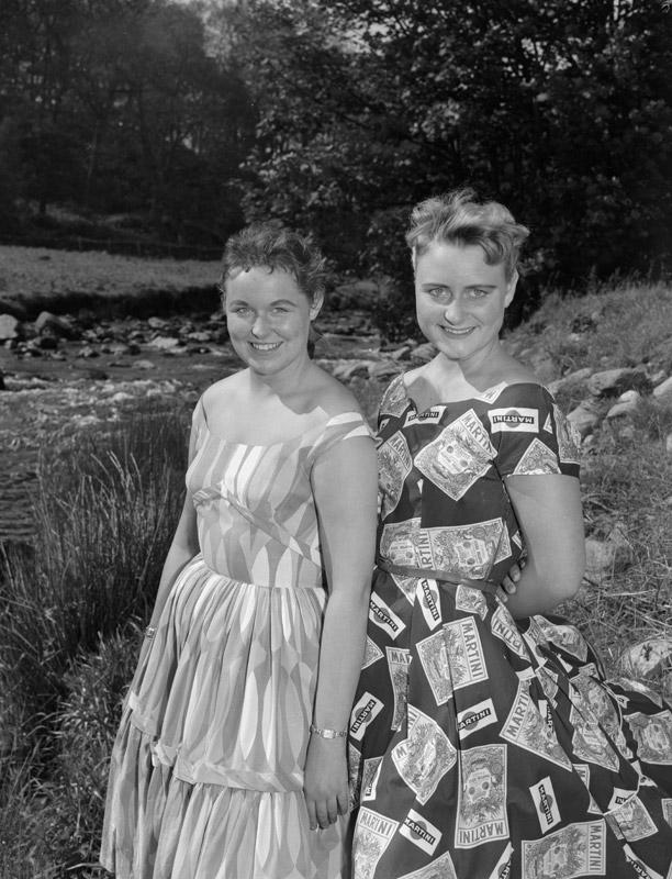 [Festival of Wales Fair in Capel Curig, 1958]