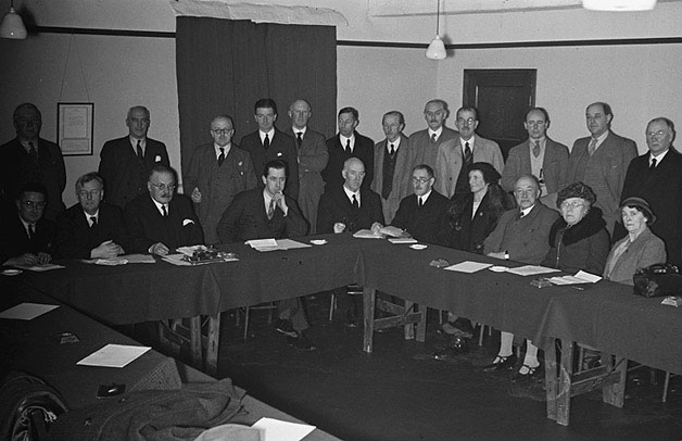 [Montgomeryshire County Recreation Association Conference, in Newtown]